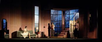 Les T de Teatre convencen a Sant Cugat amb el muntatge 'Com pot ser que t'estimi tant'