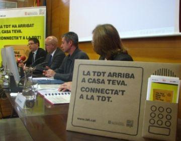 Gairebé el 80% de les llars del Vallès Occidental ja estan adaptades a la TDT