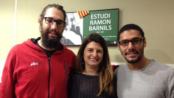 Oriol Antràs, Anna Soler i Carlos Felipe