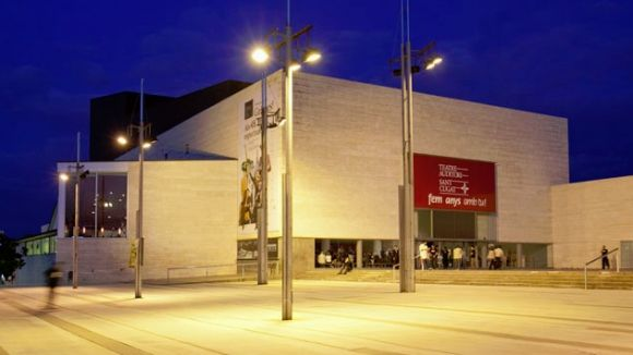 Esgotades les entrades a la festa dels 20 anys del Teatre-Auditori