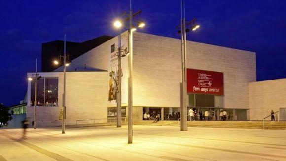 L'augment de l'IVA no repercutirà en les entrades del primer semestre del Teatre-Auditori