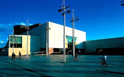 El projecte de la sala annexa del Teatre-Auditori contempla 400 butaques per complementar l'oferta de l'equipament cultural