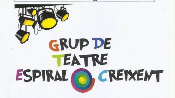 El Grup de Teatre Espiral crea un planter de joves per garantir el seu futur