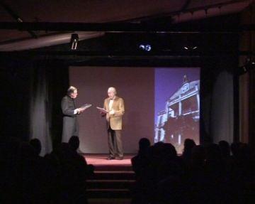 Un homenatge a Porcel posa el punt final a la 16a Mostra de Teatre de Valldoreix