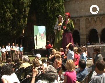L'obra 'La veritable història d'en Joan i la Marieta' encisa els més menuts