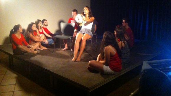 El projecte Estades culmina el curs amb la representació 'Summertime'
