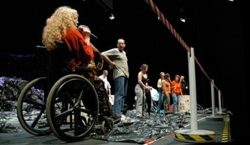 El Grup de Teatre de Femarec protagonitza el documental 'Un dia de Glòria'