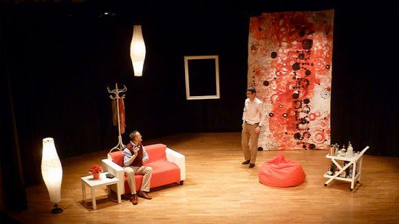 'No et vesteixis per sopar', al Teatre-Auditori