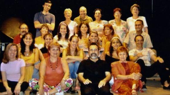 Grup de teatre Espiral / Foto: Web Teatre Espiral