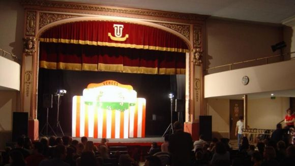 Fila Zero estrena 'Ai, carai!' al Teatre la Unió