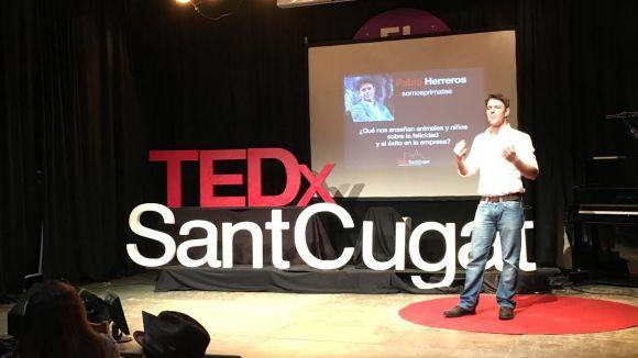 Un centenar de persones omple la 3a edició del TEDx Sant Cugat