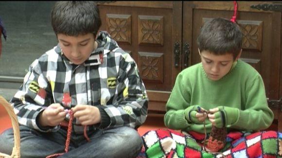 'Teixim ciutat' reivindica el potencial de Sant Cugat en l'art de teixir