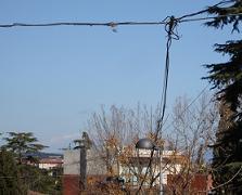 Els veïns denuncien que les instal·lacions encara no s'han soterrat
