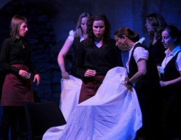 'Tempo d'amore' posa a prova amb èxit les qualitats tècniques del Teatre de Mira-sol