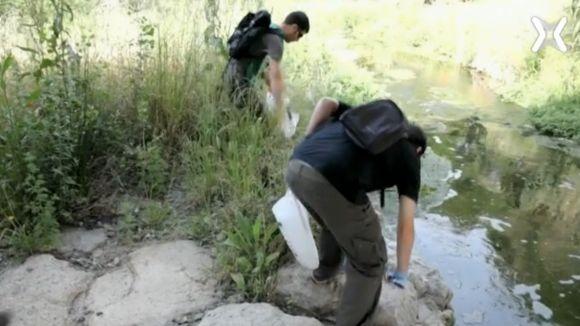 L'estat de salut dels rius, a 'El temps oportú'
