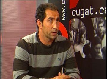 Albert Costa, capità de l'equip espanyol de Copa Davis: 'No ens podem queixar del nivell dels clubs de la ciutat'