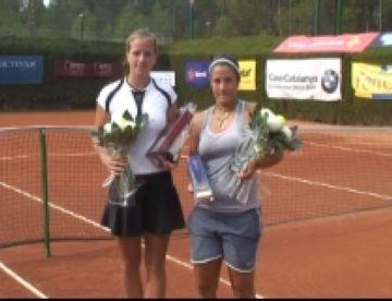 Davato campiona del ITF