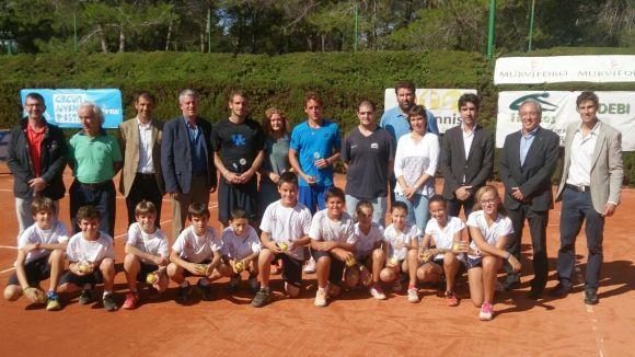 Roberto Carballés suma el segon ITF de tennis al Natació Sant Cugat