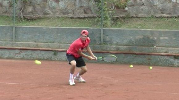 Dos tornejos de nivell mundial ompliran el CE Valldoreix de tennis al setembre