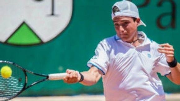 Pedro Martínez està cridat a ser un dels millors tennistes de l'estat / Font: lawebdeltennis