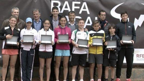 El torneig Rafa Nadal de tennis de base continua la seva aposta amb el Club Esportiu Valldoreix