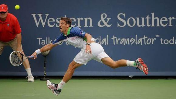 Robredo tanca l'any entre els 20 millors classificats del rànquing de l'ATP