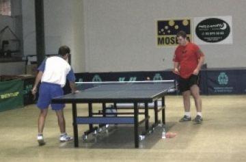 La UESC de tennis taula es vol donar a conèixer