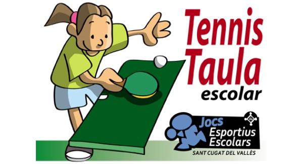 5a Jornada de Tennis de Taula Categoria Aleví sessió A