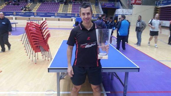 Josep Antón es proclama campió de l'Estatal assolint el millor resultat de la seva carrera