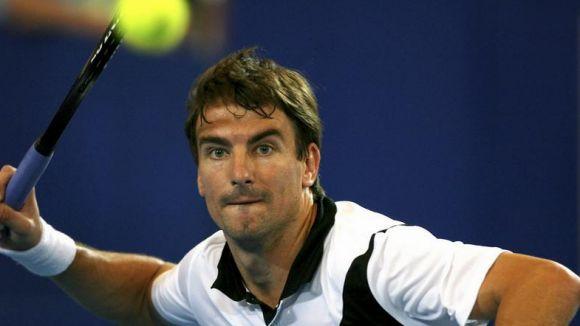 Robredo puja al número 19 de l'ATP i viu un dels millors moments de la seva carrera