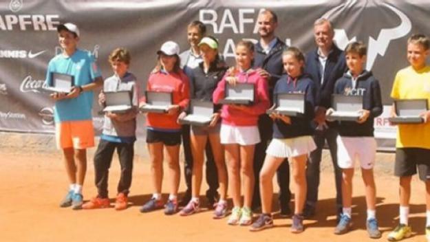El Club Esportiu Valldoreix acull la 3a prova del torneig Rafa Nadal / Font: Rfet