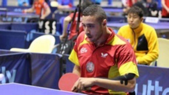 Sant Cugat acull un torneig intenacional de tennis taula adaptat / Font: cedida