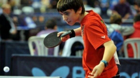 El futur mundial del tennis taula, a Sant Cugat