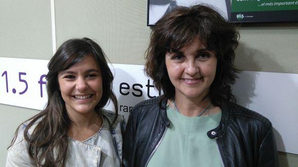 Teresa Villodre i Victòria Elias