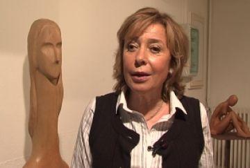 Les 'Formes invisibles' de Teresa Lagarreta, a l'Escola d'Art