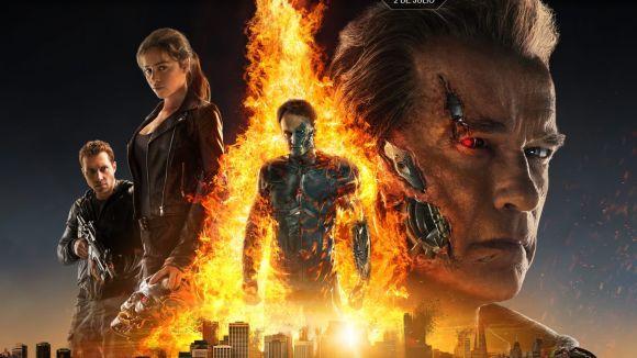 Els cinemes santcugatencs estrenen la nova entrega de 'Terminator'