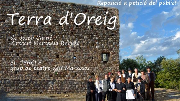 Teatre: 'Terra d'Oreig'