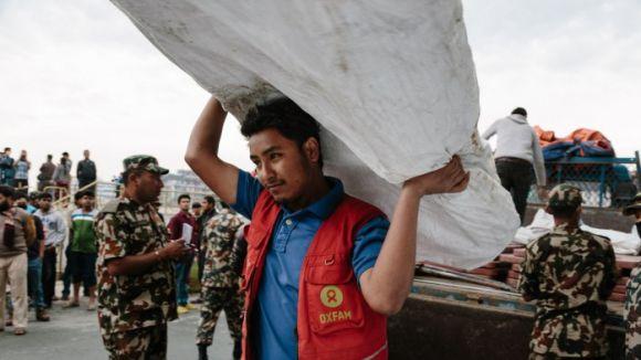L'Ajuntament destina 7.500 euros d'ajuda als afectats pel terratrèmol al Nepal