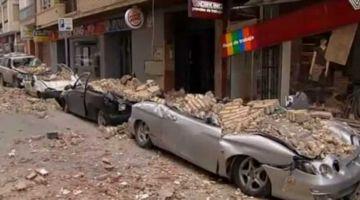La colònia murciana de Sant Cugat, commocionada pel terratrèmol