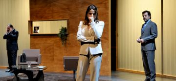 'Desclassificats', amb Emma Vilarasau, aterra al Teatre-Auditori