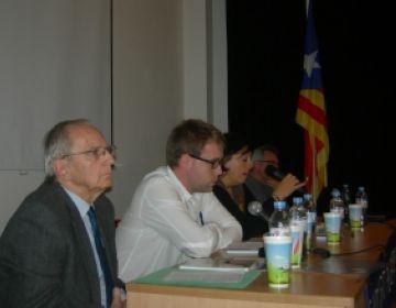Sant Cugat per la Independència promou el debat sobiranista a la ciutat