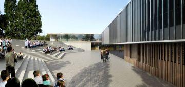 L'escola Thau ampliarà el centre per acollir 25 alumnes més per curs