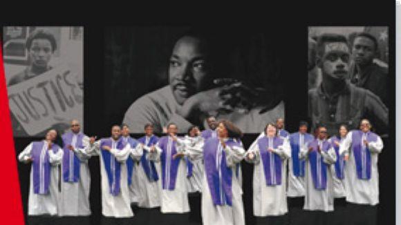 El Teatre-Auditori ret homenatge avui a Martin Luter King a toc de gospel