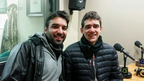 The Risas parlen del concert del Teatre-Auditori, al 'Ritme santcugatenc'