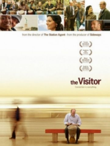 'The visitor', de Thomas McCarthy, al cicle de Cinema d'Autor