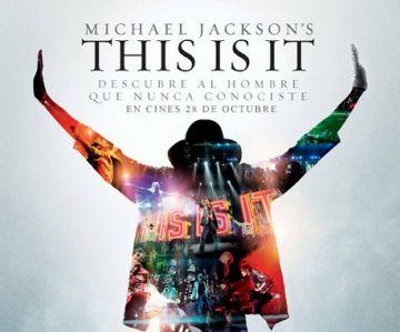 Michael Jackson arriba als cinemes santcugatencs