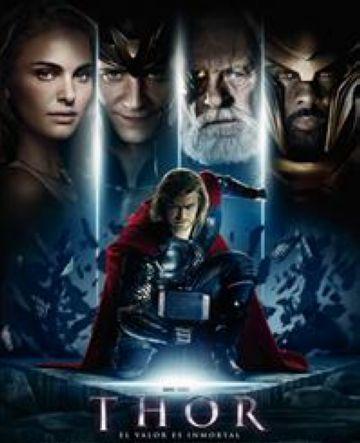 Acció i fantasia a la pel·lícula 'Thor', principal estrena de la setmana