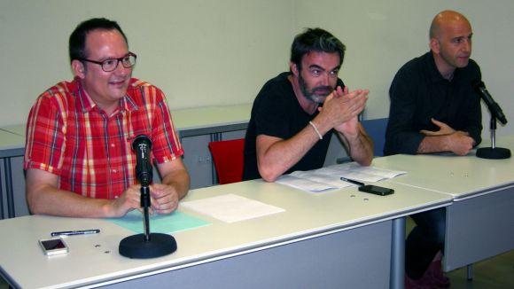 Tian Riba: 'Si hi ha una part de la societat catalana que vol una consulta, es votarà'