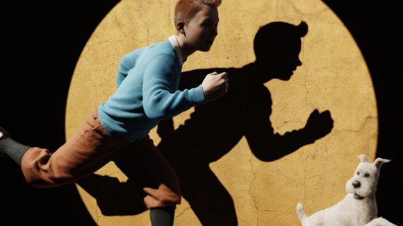 'Les aventures de Tintín' aterra avui a Valldoreix