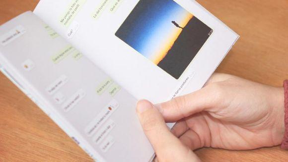 L'empresa Tiny Books converteix les converses de Whatsapp en llibres